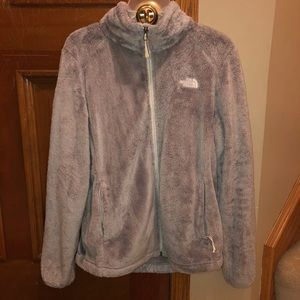 Grey North Face Jacket
